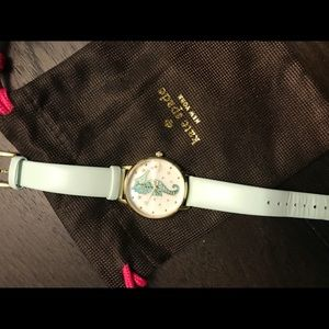 Kate Spade Seahorse Watch (needs a battery)